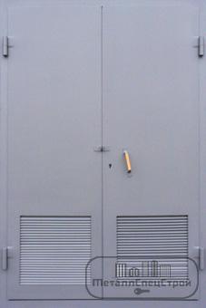 Дверь противопожарная МеталлСпецСтрой, для электрощитов