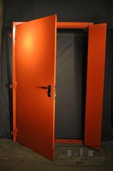 Дверь противопожарная МеталлСпецСтрой EI-60, ГОСТ