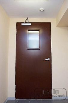 Дверь противопожарная МеталлСпецСтрой